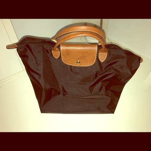 Longchamp Bags   Le Pliage Weekender Amazing Deal   Poshmark b60f1f66a1